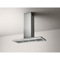 Elica THIN-ISLAND 119.8cm Island Cooker Hood, A Energy Rating, Stainless Steel